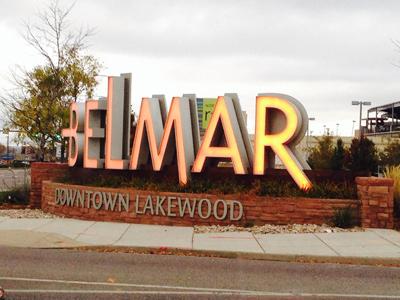 Downtown Lakewood CO