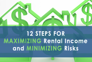 Maximize profits and minimize risk in property management