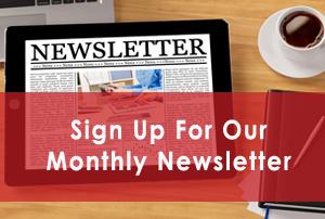 Monthly Denver property management newsletter signup