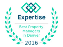 2016 Best Property Managers in Denver Award