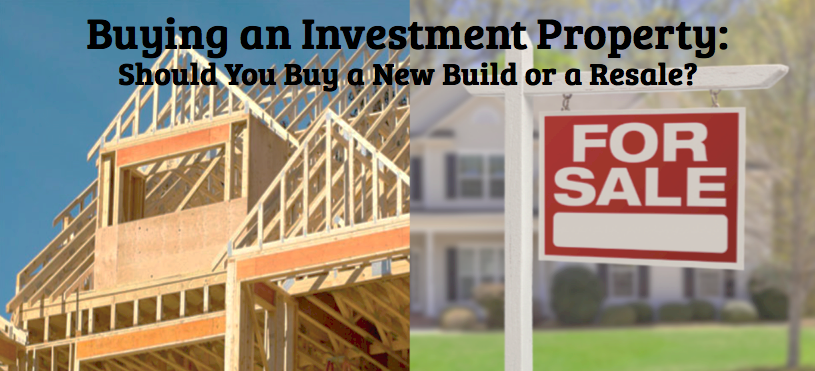 Buying Denver Investment Property - Build or buy a resale