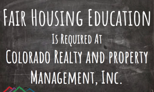 Fair Housing Education