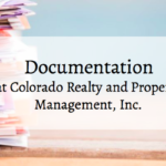 Documentation, documentation and documentation