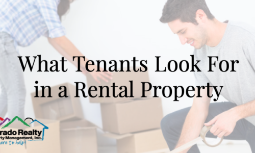 What Tenants Look For in a Rental Property