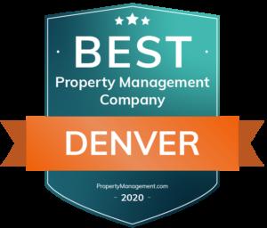 Best Property Management Company in Denver 2020