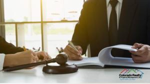 Colorado Landlord Tenant Law