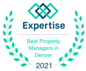 2021 Best Property Managers in Denver Award