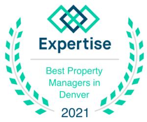 2021 Best Property Managers in Denver Award