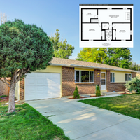 3857 Fetlock Circle Colorado Springs, CO 80918 Rental Property